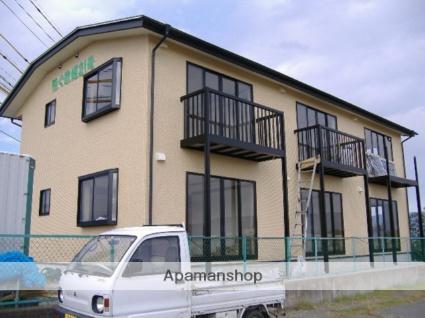 長野県松本市、北新・松本大学前駅徒歩6分の築8年 2階建の賃貸アパート