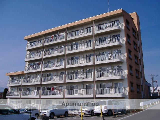 長野県松本市、北松本駅徒歩7分の築31年 6階建の賃貸マンション