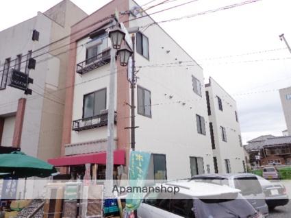 長野県松本市、松本駅徒歩10分の築19年 3階建の賃貸マンション