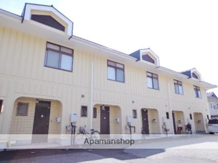 長野県松本市、松本駅バス13分惣社下車後徒歩5分の築29年 2階建の賃貸アパート
