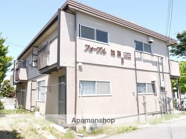長野県松本市、南松本駅徒歩15分の築30年 2階建の賃貸アパート