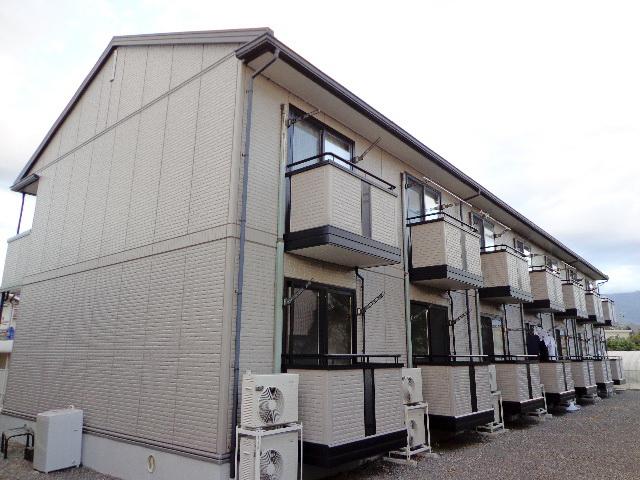 長野県松本市、北松本駅徒歩16分の築14年 2階建の賃貸アパート