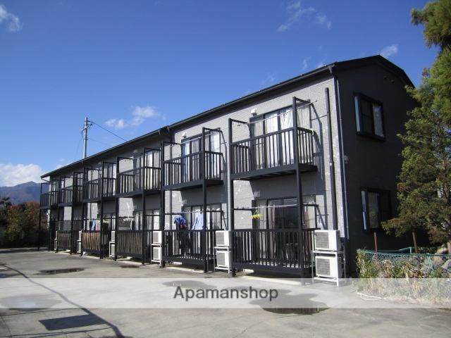 長野県松本市、新村駅徒歩5分の築15年 2階建の賃貸アパート