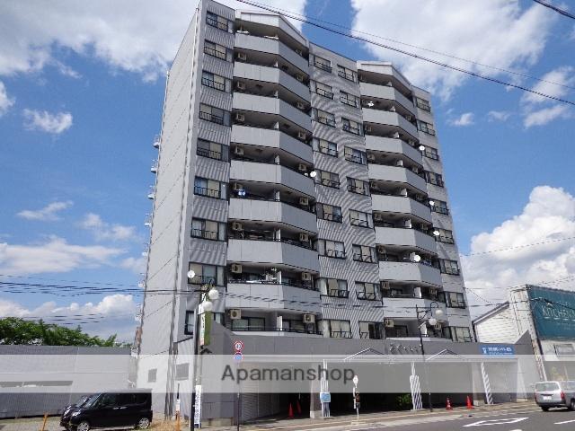 長野県松本市、松本駅徒歩9分の築19年 10階建の賃貸マンション