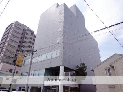 長野県松本市、北松本駅徒歩20分の築24年 8階建の賃貸マンション