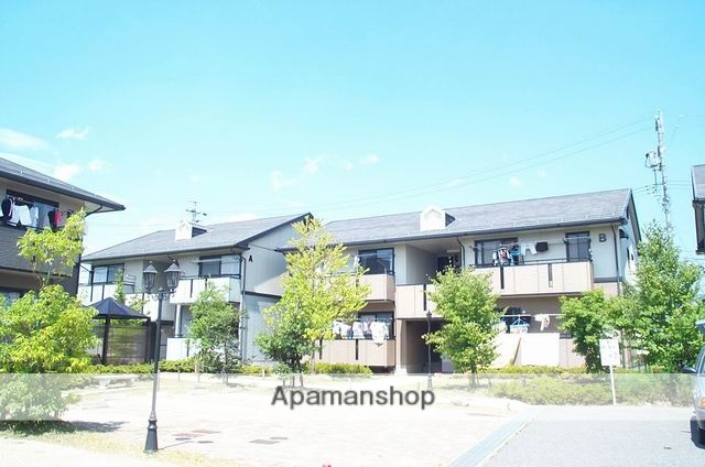 長野県松本市、島内駅徒歩15分の築21年 2階建の賃貸アパート