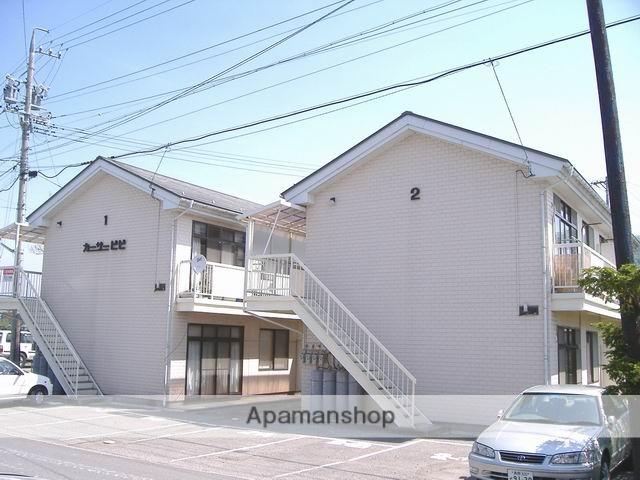 長野県松本市、島内駅徒歩7分の築29年 2階建の賃貸アパート