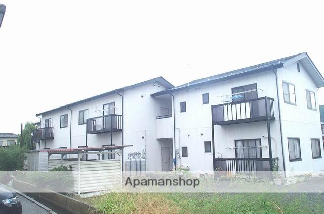 長野県松本市、島内駅徒歩4分の築20年 2階建の賃貸アパート