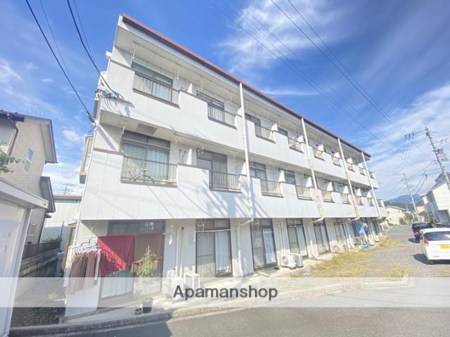 長野県松本市、島内駅徒歩12分の築28年 3階建の賃貸マンション