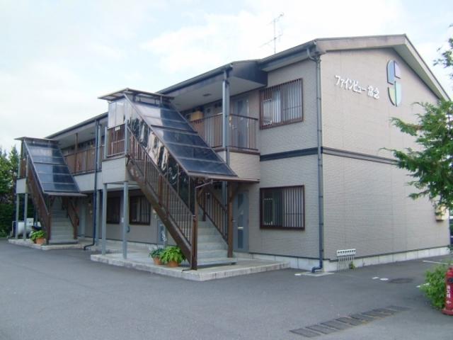 長野県安曇野市、豊科駅徒歩37分の築16年 2階建の賃貸アパート
