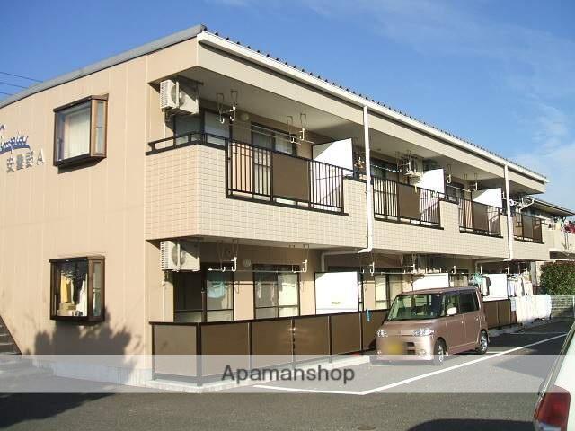 長野県安曇野市、豊科駅徒歩13分の築19年 2階建の賃貸マンション