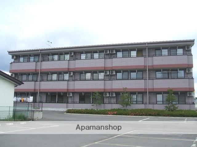 長野県北安曇郡松川村、信濃松川駅徒歩16分の築14年 3階建の賃貸マンション