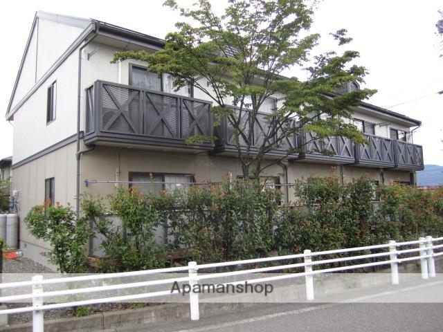 長野県安曇野市、豊科駅徒歩10分の築22年 2階建の賃貸アパート
