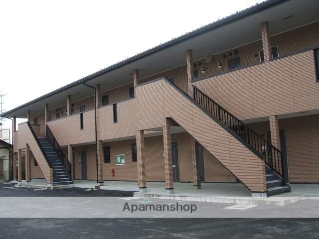 長野県安曇野市、南豊科駅徒歩5分の築13年 2階建の賃貸アパート