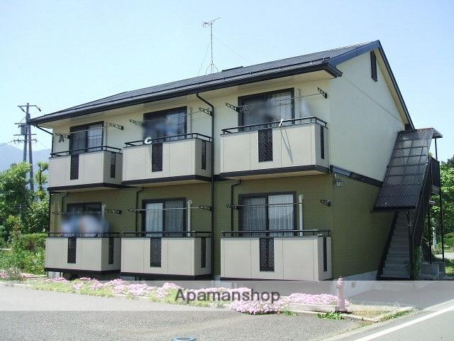 長野県安曇野市、一日市場駅徒歩25分の築19年 2階建の賃貸アパート
