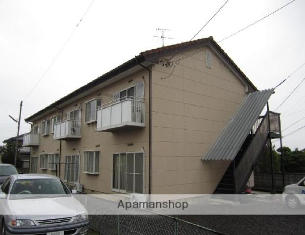 長野県松本市、三溝駅徒歩8分の築25年 2階建の賃貸アパート