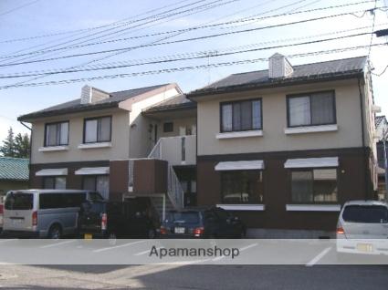 長野県松本市、島内駅徒歩3分の築31年 2階建の賃貸アパート