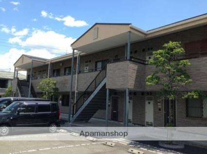 長野県松本市、島高松駅徒歩10分の築14年 2階建の賃貸アパート