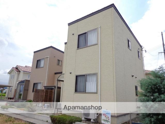 長野県松本市、梓橋駅徒歩52分の築4年 2階建の賃貸テラスハウス