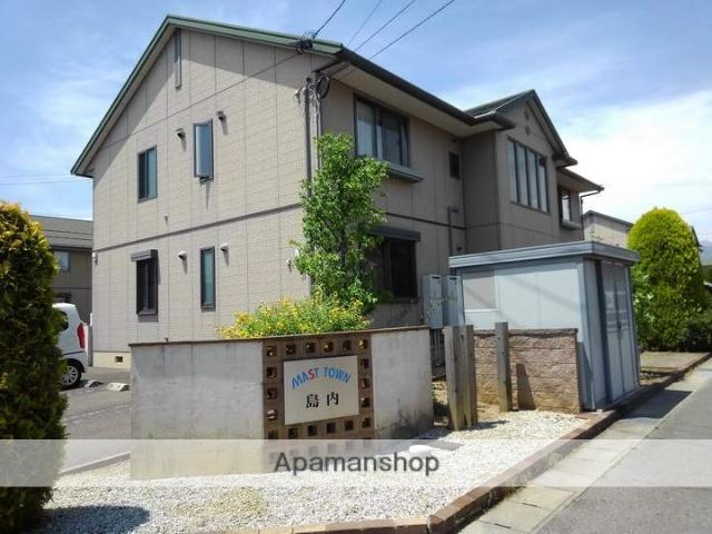 長野県松本市、島高松駅徒歩15分の築11年 2階建の賃貸アパート
