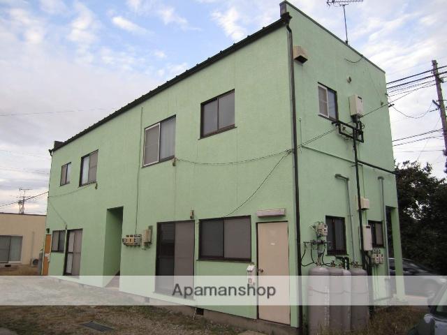 長野県北安曇郡松川村、細野駅徒歩10分の築24年 2階建の賃貸アパート