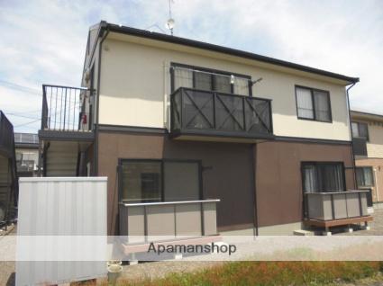 長野県松本市、島内駅徒歩13分の築21年 2階建の賃貸アパート