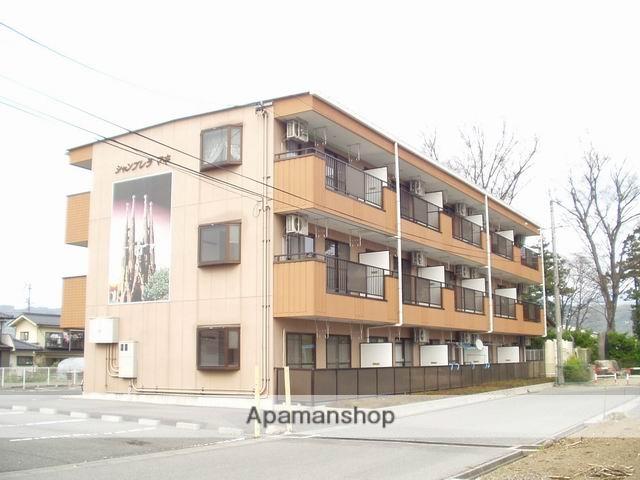 長野県松本市、島内駅徒歩17分の築21年 3階建の賃貸アパート