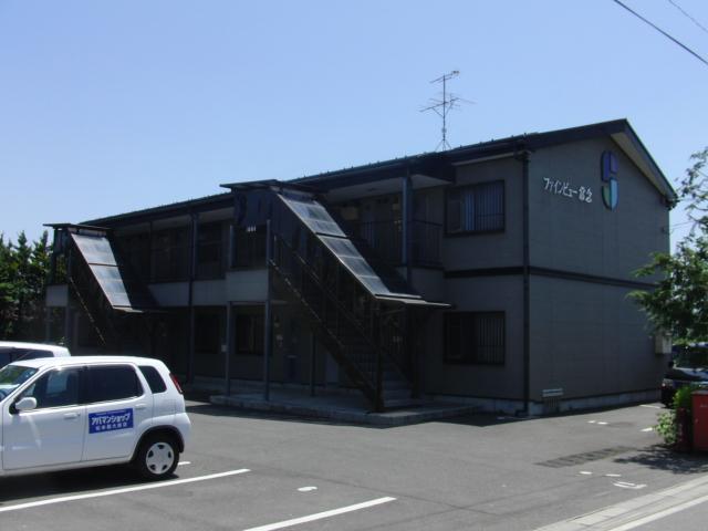 長野県安曇野市、豊科駅徒歩37分の築15年 2階建の賃貸アパート