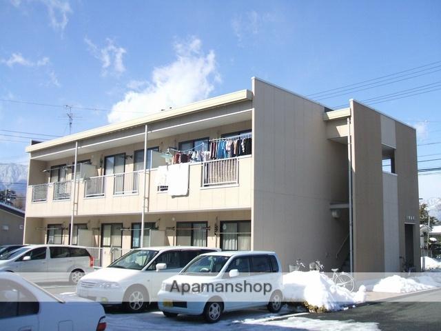 長野県松本市、梓橋駅徒歩40分の築15年 2階建の賃貸マンション