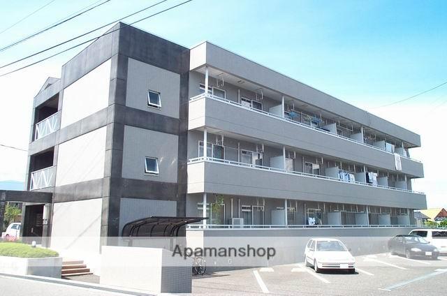 長野県松本市、島内駅徒歩10分の築20年 3階建の賃貸マンション