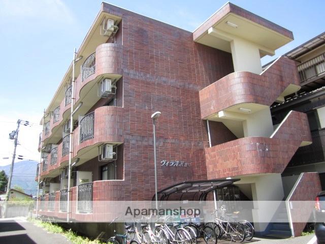 長野県安曇野市、豊科駅徒歩8分の築19年 3階建の賃貸マンション