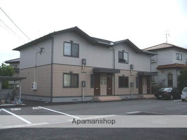 長野県安曇野市、柏矢町駅徒歩5分の築12年 2階建の賃貸アパート