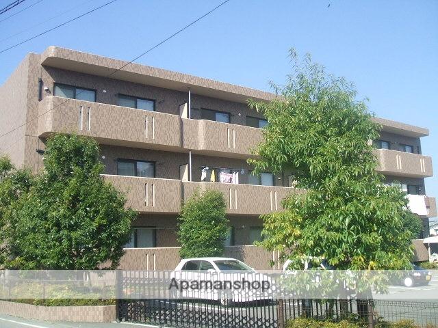 長野県安曇野市、一日市場駅徒歩8分の築15年 3階建の賃貸マンション