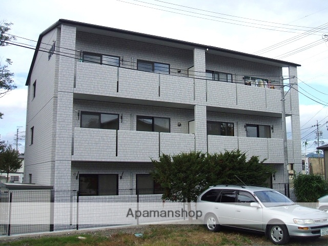 長野県安曇野市、穂高駅徒歩3分の築9年 3階建の賃貸マンション