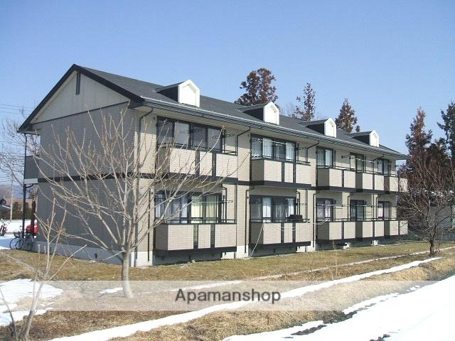 長野県安曇野市、南豊科駅徒歩14分の築16年 2階建の賃貸アパート