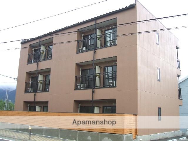 長野県松本市、波田駅徒歩7分の築10年 3階建の賃貸マンション