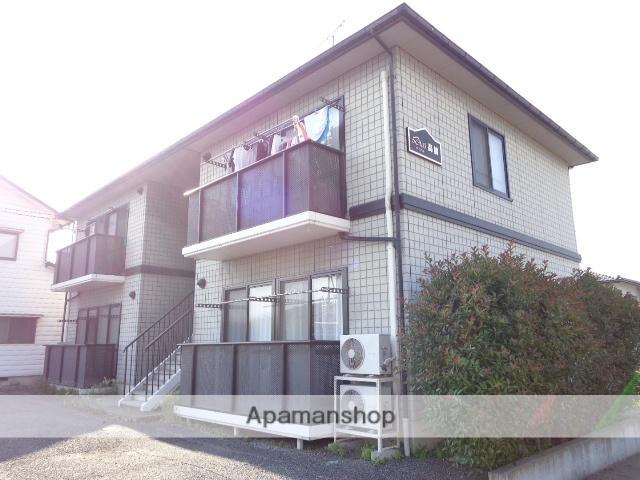 長野県須坂市、須坂駅徒歩16分の築22年 2階建の賃貸アパート