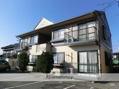 長野県中野市、信州中野駅徒歩17分の築21年 2階建の賃貸アパート