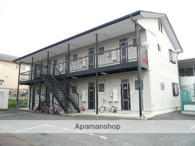 長野県須坂市、村山駅徒歩47分の築17年 2階建の賃貸アパート