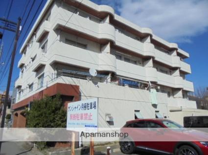 長野県長野市、市役所前駅徒歩12分の築37年 4階建の賃貸マンション
