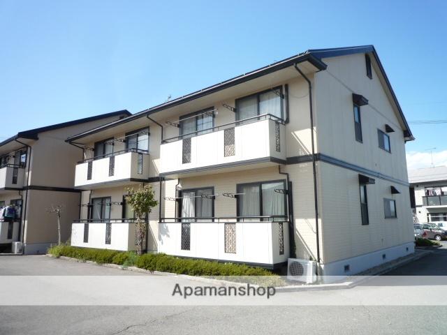 長野県須坂市、須坂駅徒歩16分の築20年 2階建の賃貸アパート