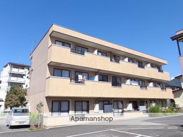 長野県須坂市、日野駅徒歩23分の築20年 3階建の賃貸マンション