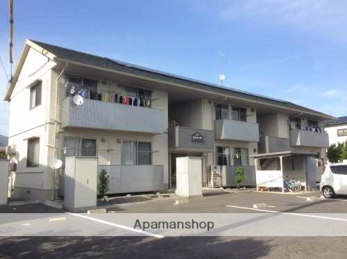 長野県中野市、信州中野駅徒歩8分の築9年 2階建の賃貸アパート