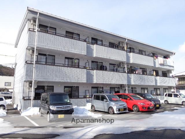 長野県須坂市、日野駅徒歩40分の築16年 3階建の賃貸マンション
