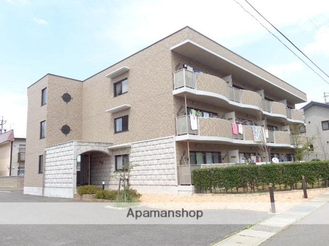 長野県須坂市、須坂駅徒歩25分の築10年 3階建の賃貸マンション