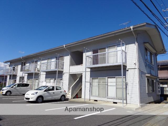 長野県須坂市、須坂駅徒歩11分の築30年 2階建の賃貸アパート