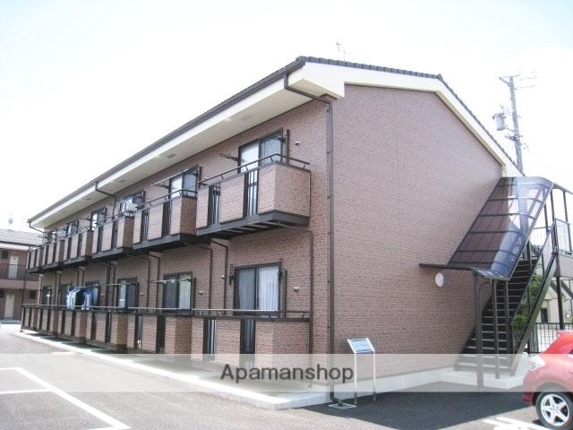 長野県須坂市、村山駅徒歩23分の築7年 2階建の賃貸アパート