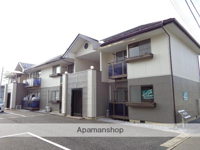 長野県須坂市、須坂駅徒歩19分の築23年 2階建の賃貸アパート