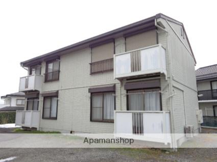 長野県須坂市、須坂駅徒歩21分の築17年 2階建の賃貸アパート