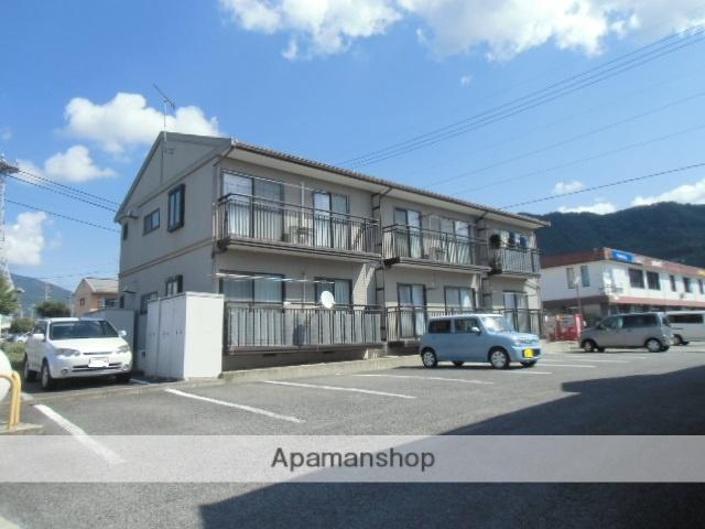 長野県中野市、信州中野駅徒歩13分の築24年 2階建の賃貸アパート